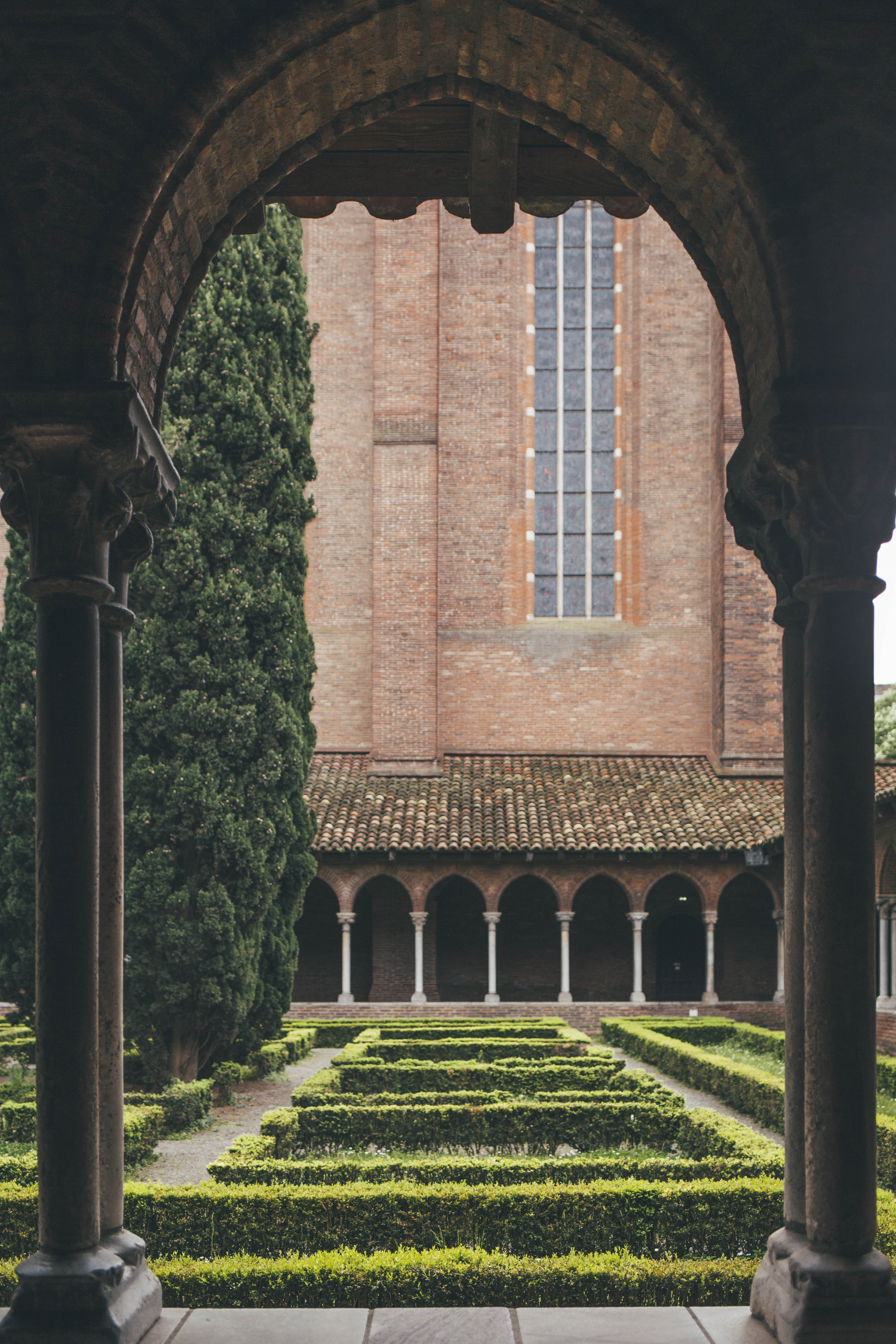 The Convent of the Jacobins Toulouse holiday