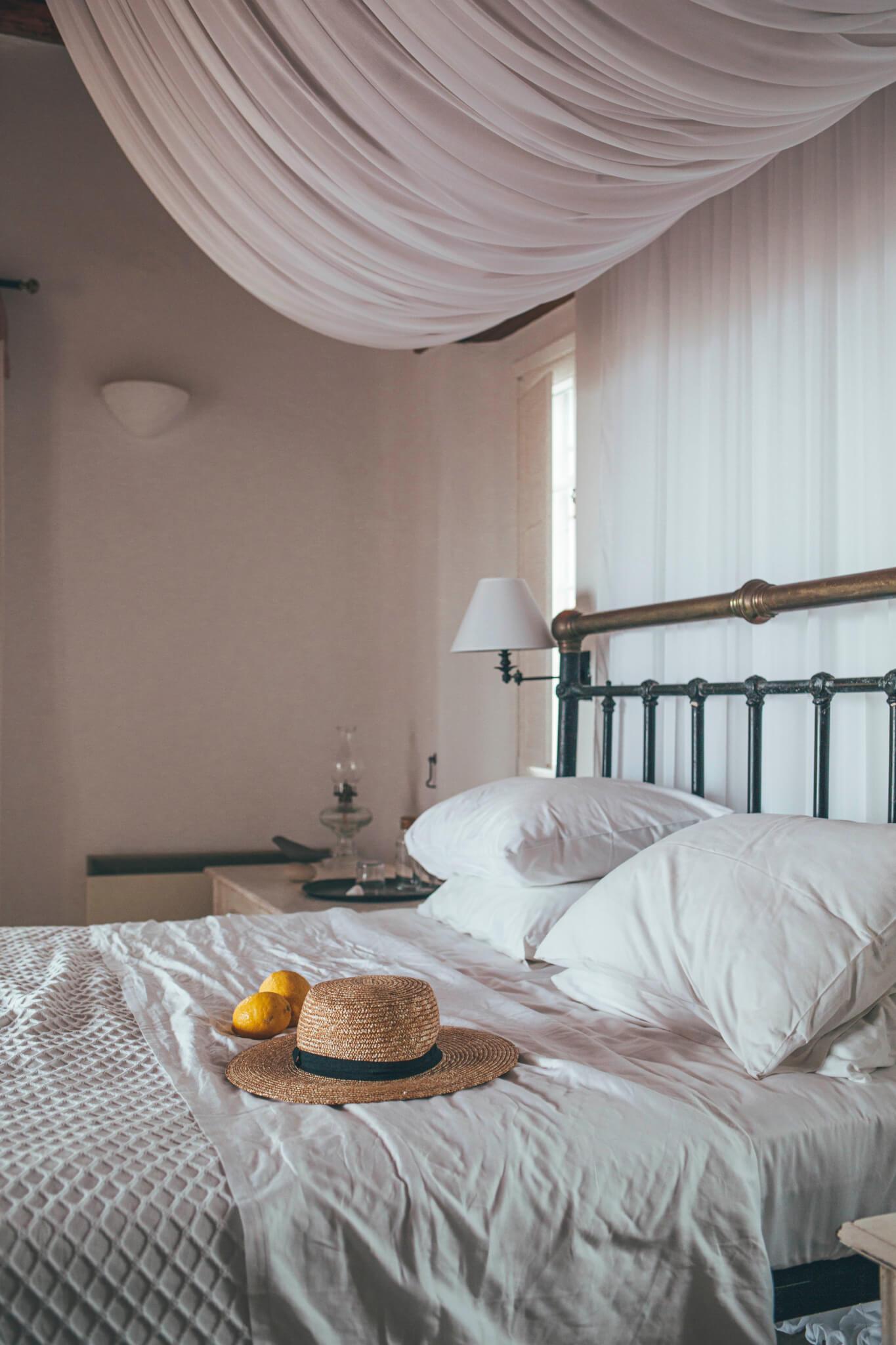 Dolce Vita Mykonos Villa rooms