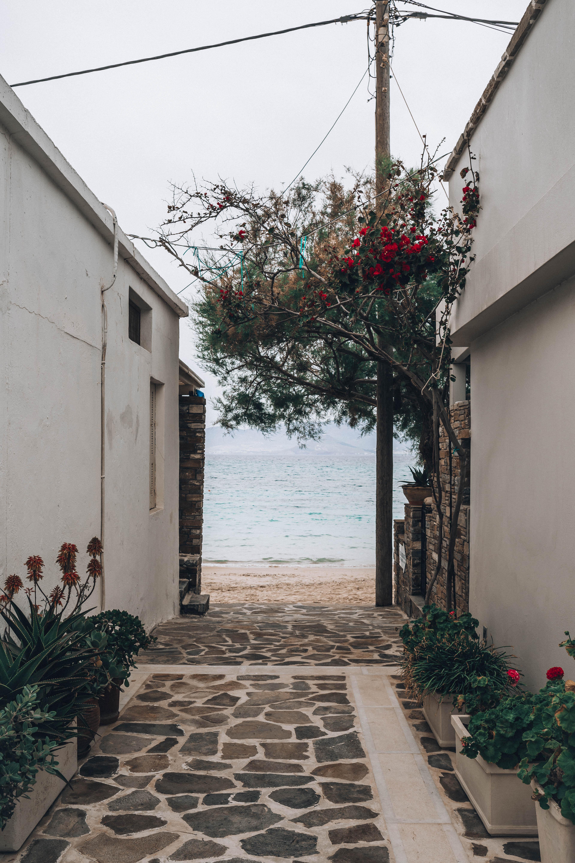Holidays in Naxos - IRIA art beach hotel