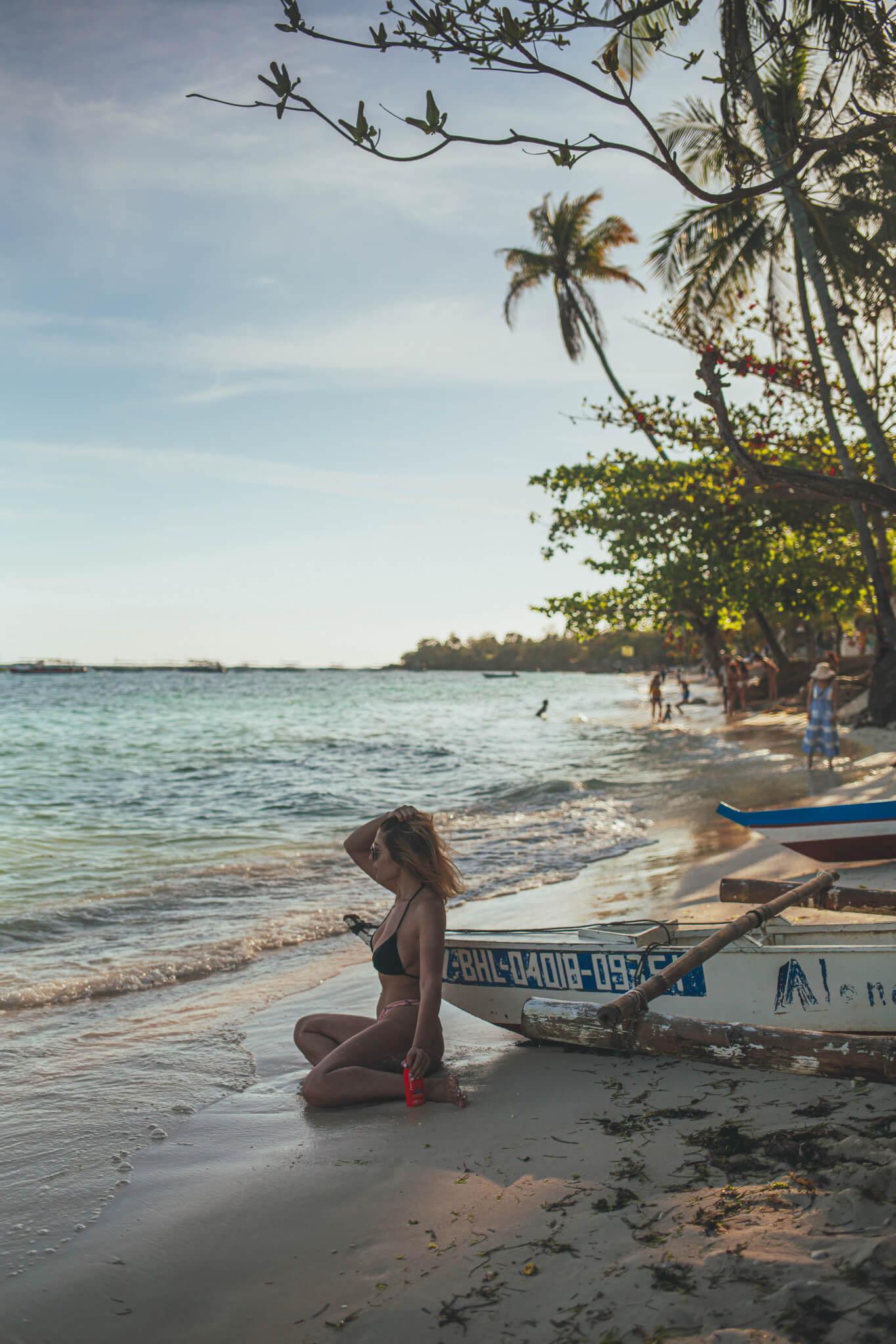 Alona Beach Bohol