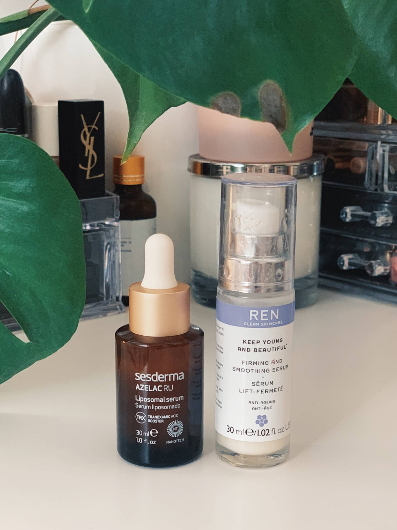 best face serum for 30 year old
