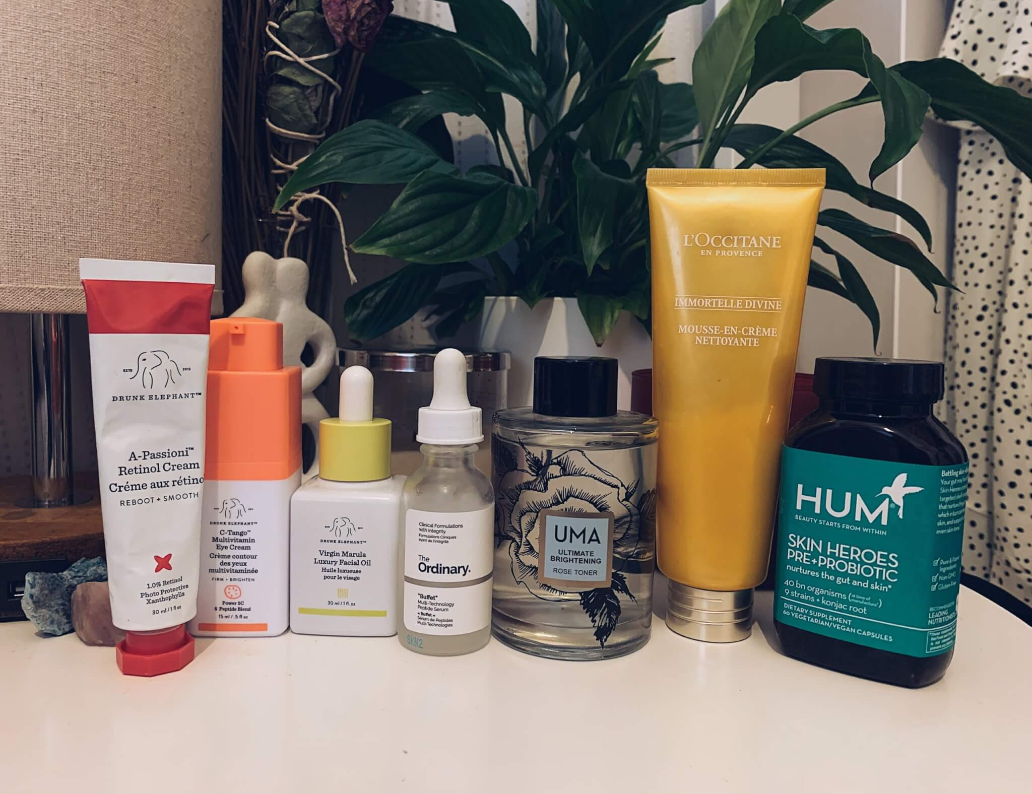 My simple everyday anti-ageing routine