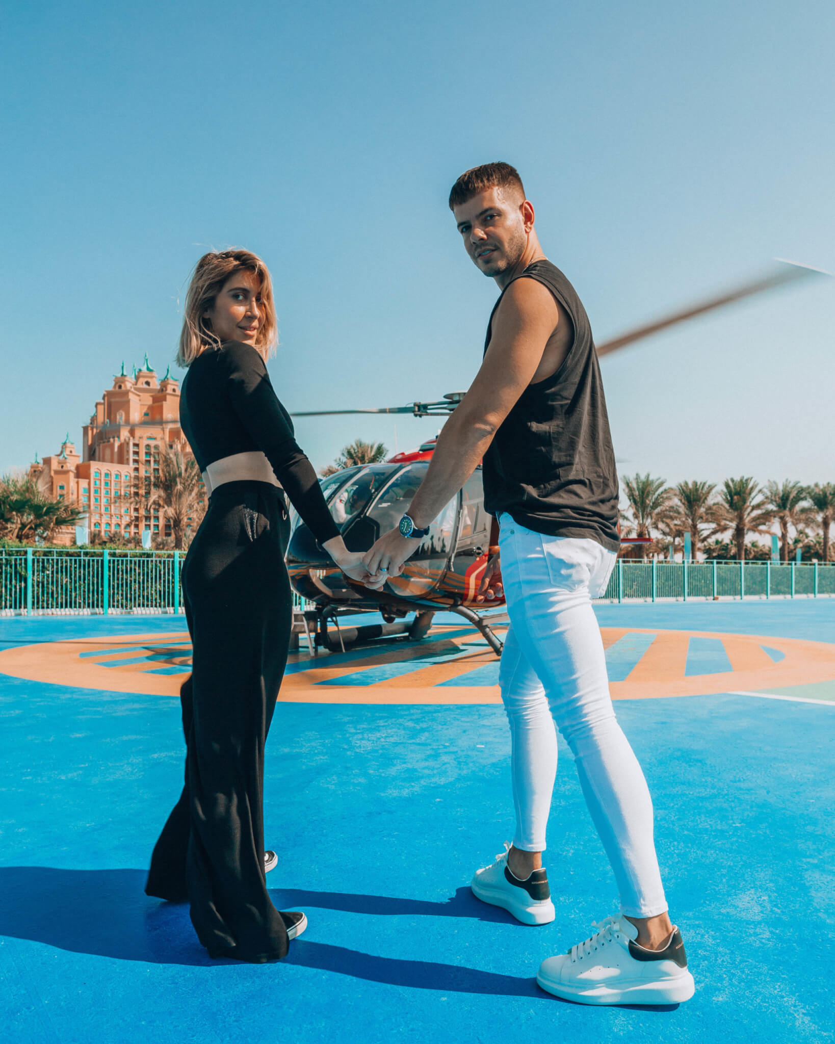 5 best things to do in Dubai 2020 - Dubai Helicopter Ride