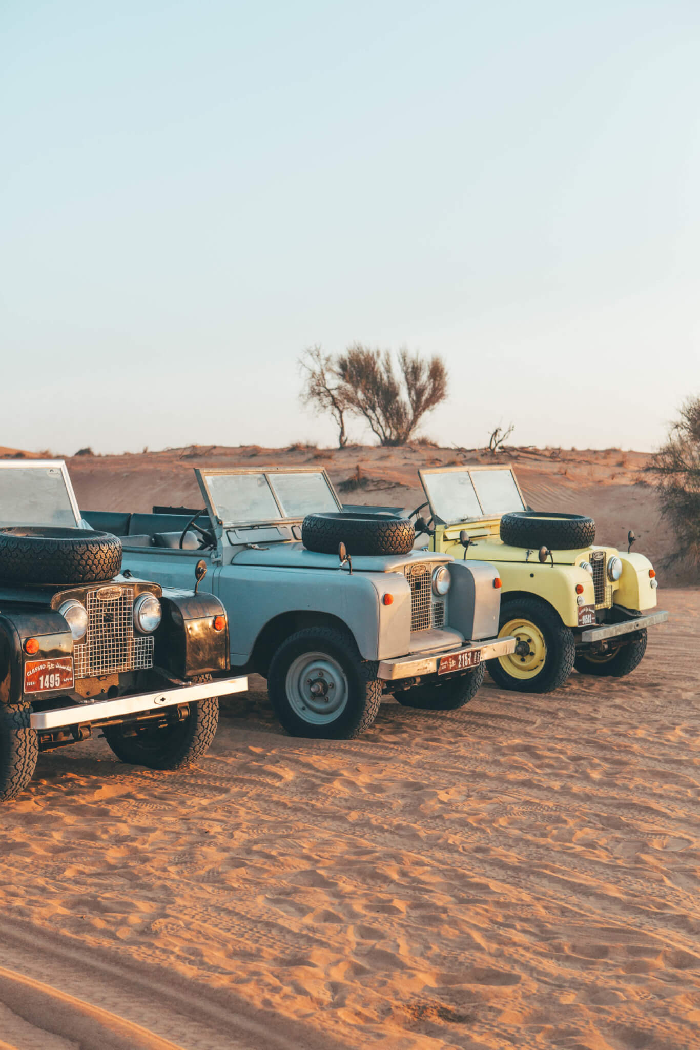 5 best things to do in Dubai 2020 - Platinum Heritage Dubai Desert Safari