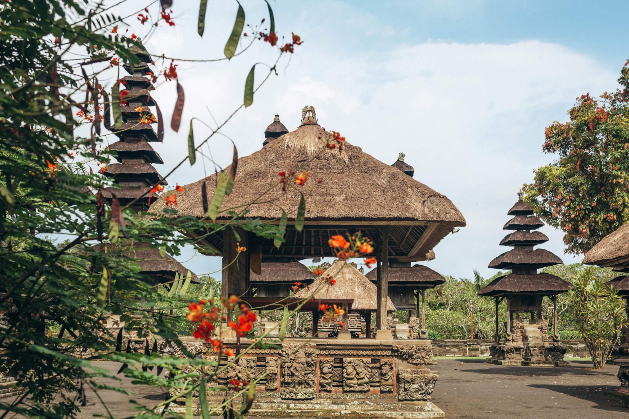 Taman Ayun Temple