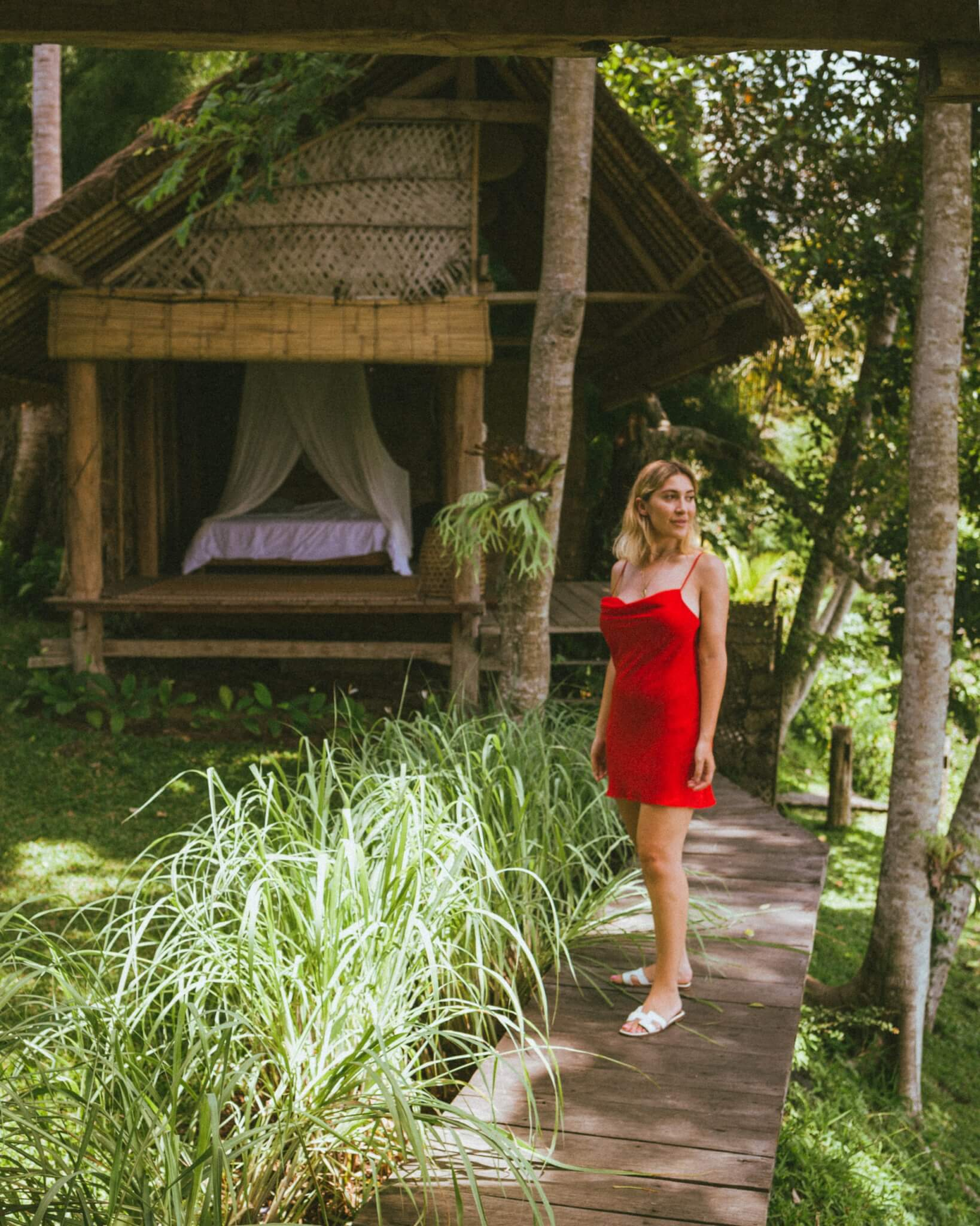Finding a home in Bali