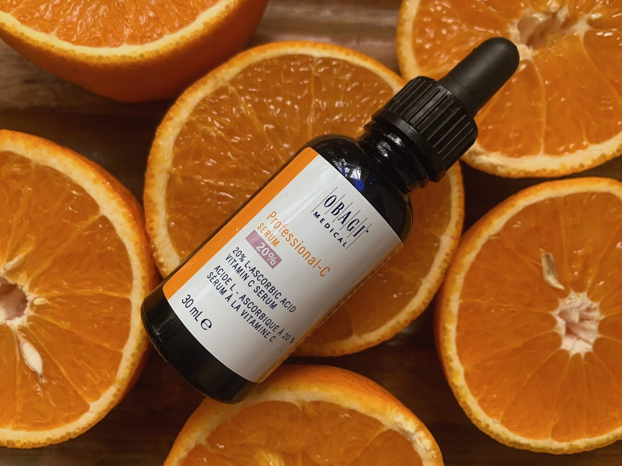 Benefits of Vitamin C for your skin with Obagi